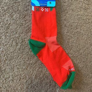 Brooks Christmas Running Socks